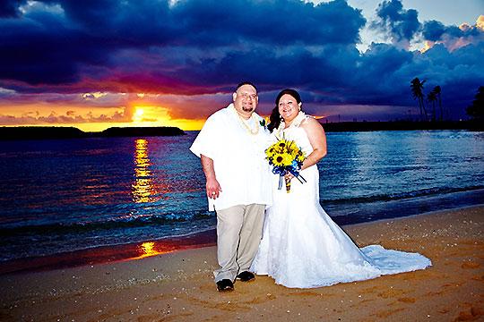 Hawaii Weddings Magic Island